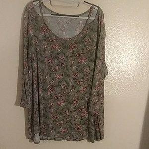 Plus size 2x blouse